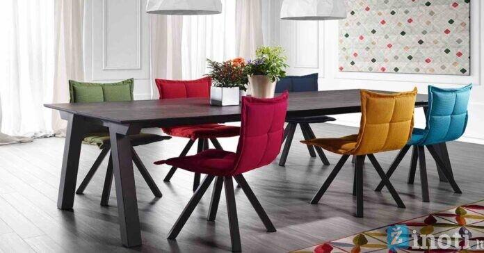 Valgomojo kėdės. Kaip išsirinkti patogias ir stilingas?