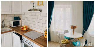 Jauki ir funkcionali virtuvė. Kaip viskas telpa į 4 kvadratinius metrus?