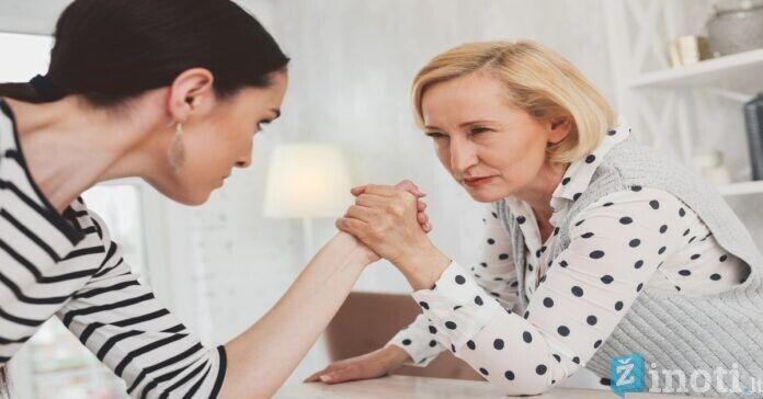 Sužinokite, kokie bus jūsų santykiai su anyta pagal jos Zodiako ženklą