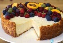 Klasikinis sūrio pyragas. Greitas, nepamirštamo skonio desertas
