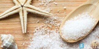 Kasdienė druska gali pašalinti veido raukšles per trumpą laiką!