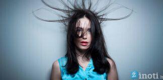 Besiįelektrinantys plaukai. Kaip išvengti šio nemalonumo?