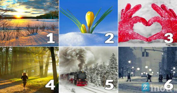 Pasirinkite nuotrauką ir sužinokite, koks jums bus vasario mėnuo