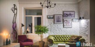 Patarimai, kaip nebrangiai senovinį butą paversti stilingu!