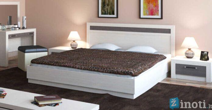 Patarimai, kaip išsirinkti geriausią lovą miegamajame