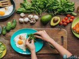 Sveikas maistas, aprūpinantis organizmą pakankamų geležies kiekiu