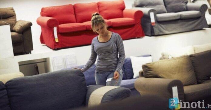 Sofa. Kaip išsirinkti geriausią ir labiausiai jums tinkančią?