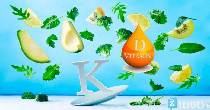 Kaip veikia vitaminas D ir kalcis ir ar tikrai juos būtina vartoti?