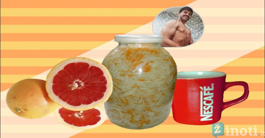 kenksmingi maisto produktai hipertenzijai gydyti