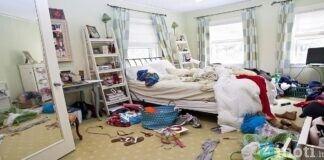 Kokias psichologines problemas atskleidžia netvarka namuose?