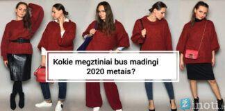 Jaukūs ir stilingi megztiniai 2020 metams. Būkite stilingi!