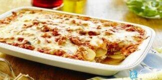Bulvių lazanija - paprastas bei labai skanus patiekalas. Pasigaminkite!