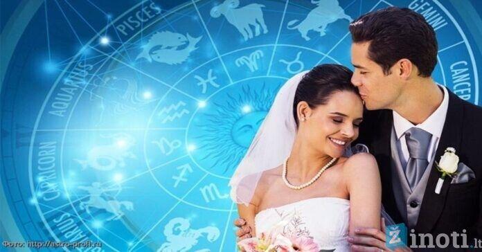 Šiems zodiako ženklams 2020 metais žadama laiminga santuoka
