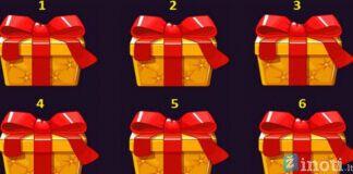 Pasirinkta dovanų dėžutė atskleis, kokių staigmenų jums pateiks šie metai