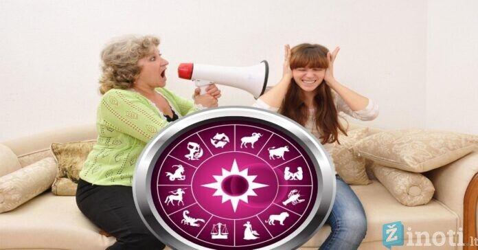Koks yra blogiausias kiekvieno Zodiako ženklo charakterio bruožas?