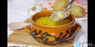 Žieminė sūrio ir grikių sriuba. Meilė nuo pirmo šaukšto