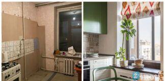 64 m² buto interjeras. Pamatykite nuotraukas prieš ir po!