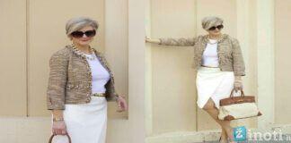 Kaip išsirinkti geriausiai tinkančią suknelę, kai jums 50 metų?