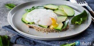 Virtas kiaušinis be lukšto, greiti ir skanūs pusryčiai!