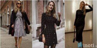 Laisvo kirpimo suknelė: 15 stilingų modelių, kurie jus sušildys