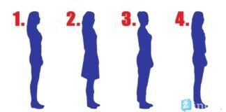 Pasirinktas siluetas atskleis, koks iš tikrųjų jūsų charakteris