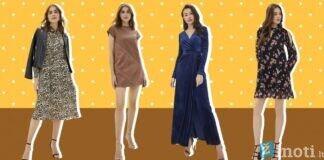 Šifono suknelė 2020 metų žiemos tendencija: kaip ją dėvėti?
