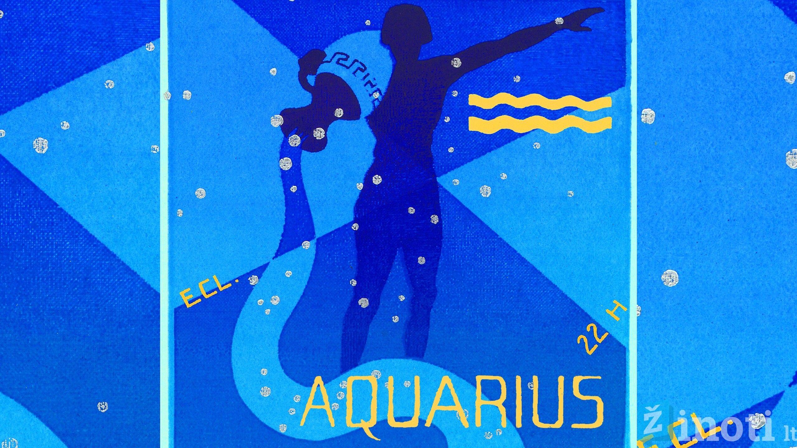 vandenis, savaitės horoskopas, savaitės