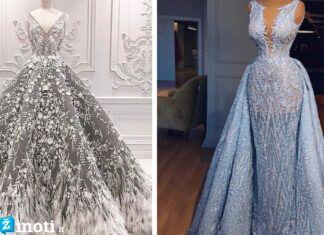 Ne suknelė, o pasaka: 14 nuostabių dizainerio kūrinių