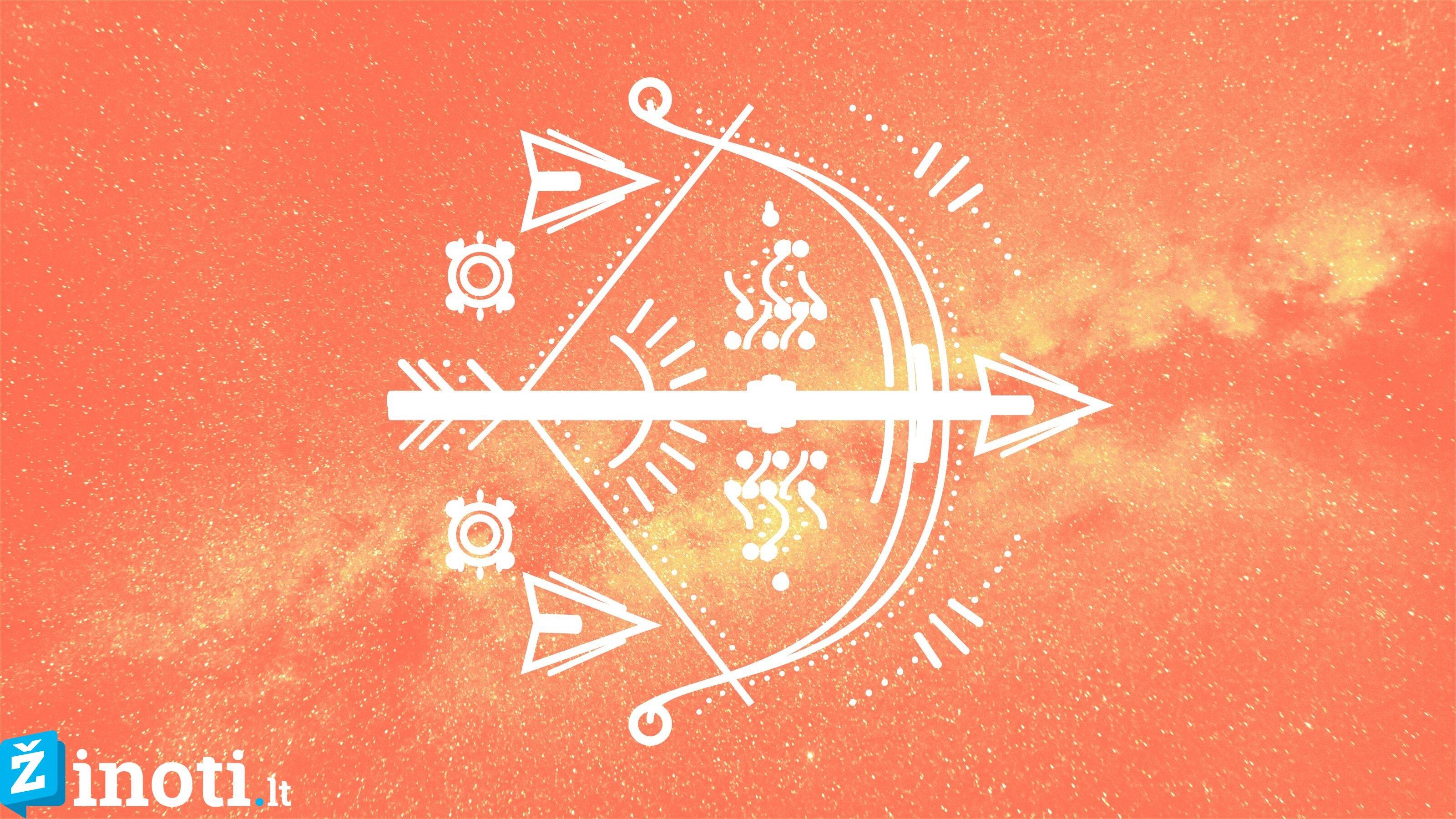 šaulys, savaitės horoskopas