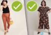TOP 8 drabužiai, kurių neturėtų būti putlių moterų spintoje
