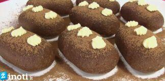 """Pyragėliai """"Bulvytės"""" - žaismingai atrodantis ir gardus desertas"""