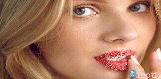 Kaip namuose padažyti lūpas, kad jos atrodytų didesnės?