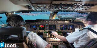 Ar žinote, kodėl lėktuvo languose yra maža skylutė?