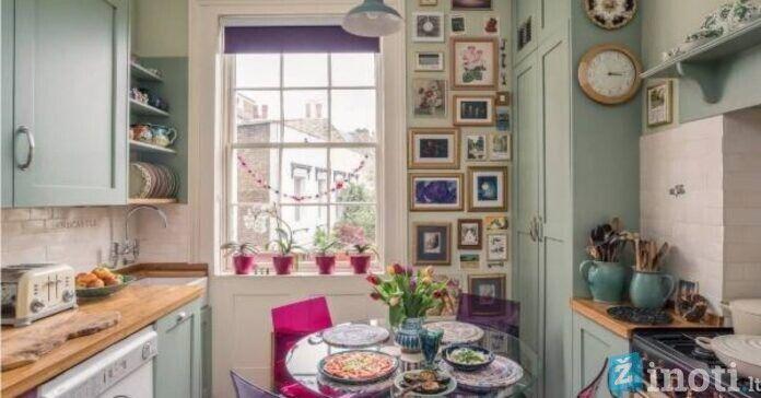 Kaip gražiai ir nebrangiai dekoruoti virtuvę? Sužinokite!