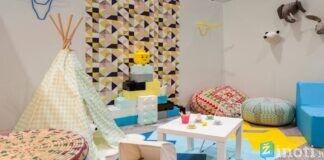 Sienų dekoras vaikų miegamajame. Paverskite kambarį nepakartojamu!