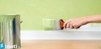 Kaip tinkamai paruošti sienas dažymui, kad netektų kartoti?
