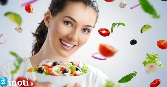 Maisto produktai, kuriuos moterys turėtų valgyti reguliariai