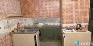 Visiškai perdaryta senovinė virtuvė tapo šiuolaikiška ir moderni