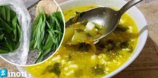 Gardžios sriubos, kuriose gausu vitaminų. Stiprinkite imunitetą!