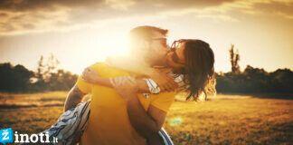 20 romantiškų gestų, kurių vyras tikisi iš savo moters