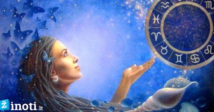 Trys zodiako ženklai, kuriuos žvaigždės apdovanojo ypatinga jėga