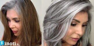 Žili plaukai, gali būti stilingi! Kaip tai padaryti moko plaukų stilistas