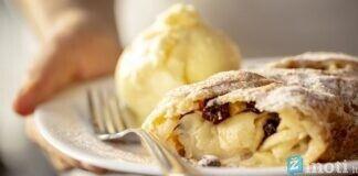 Štrudelis- tradicinis austrų desertas, kurį galite pasigaminti patys!