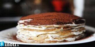 Kakavinis tortas. Skonis, kurio norėsite prie rytinės kavos!