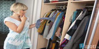 Kaip greitai ir efektyviai susitvarkyti drabužių spintą?