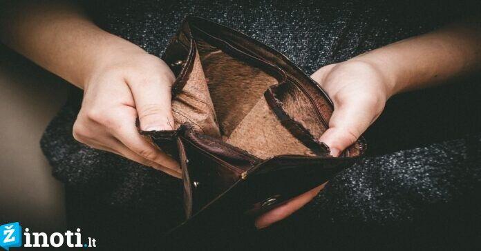 Įpročiai, kurie pritraukia skurdą. Kaip jų atsikratyti?