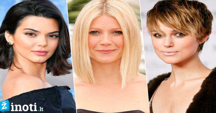 5 tipų šukuosenos, kurios net ploniems plaukams suteikia apimties