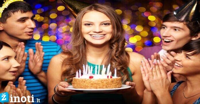 Prietarai, susiję su gimtadieniu. Kaip šią dieną praleisti kuo sėkmingiau?