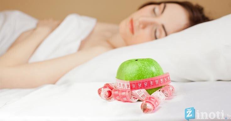 lovos svorio metimas)
