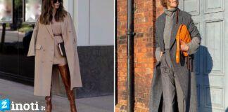 6 madingos spalvos, sukuriančios prabrangių drabužių efektą